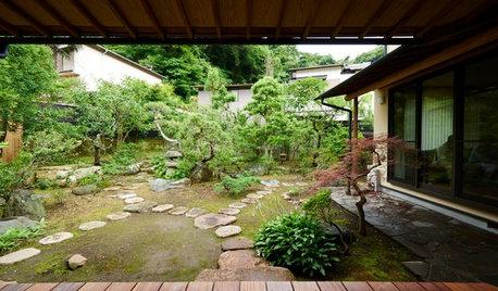 家のなかに外部空間を取り入れる、通り庭の魅力