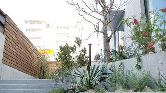 #30 Apartment yard_Ota(new!!)