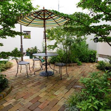 Casa Y の庭 ガーデンアメニティ