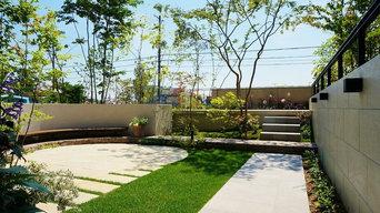 CO-DE GREEN Model Garden