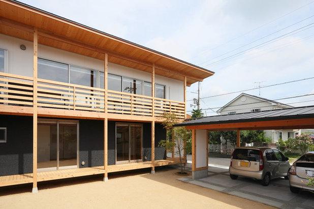 和室・和風 庭・ランドスケープ by 三宅和彦/ミヤケ設計事務所
