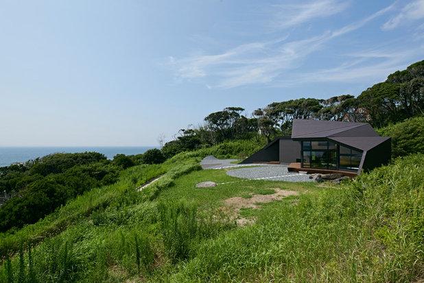 Modern Trädgård by 廣部剛司建築研究所/Takeshi Hirobe Architects