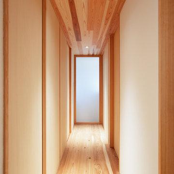さいたま市浦和区 木のマンションリノベーション 生け花の家