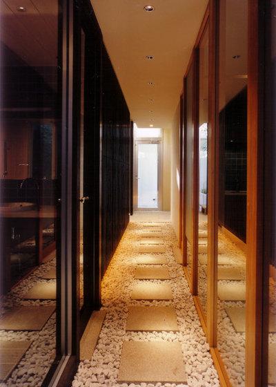 和室・和風 廊下 by 豊田空間デザイン室 一級建築士事務所