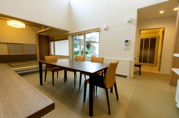 廊下 by アウラ建築設計事務所