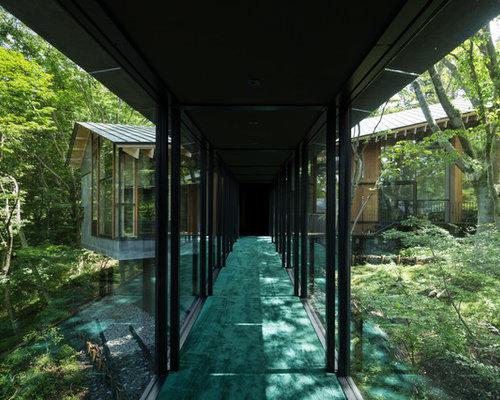 Fotos de recibidores y pasillos dise os de recibidores y for Moqueta pasillo