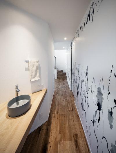 コンテンポラリー 廊下 by 株式会社seki.design