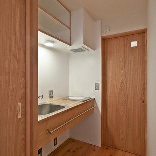 Источник вдохновения для домашнего уюта: коридор в скандинавском стиле