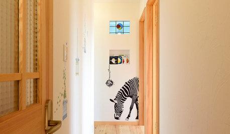 廊下のインテリアは「正面」がポイント!素敵空間に変身させるコツ