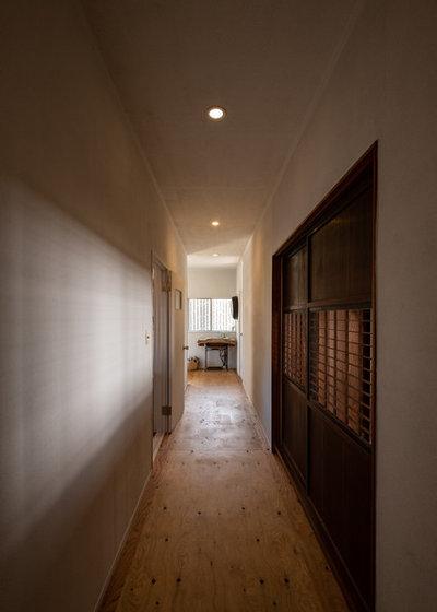 ラスティック 廊下 by ヒロセ写真事務所