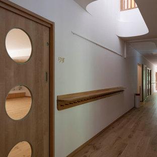 幼稚園棟 1階廊下