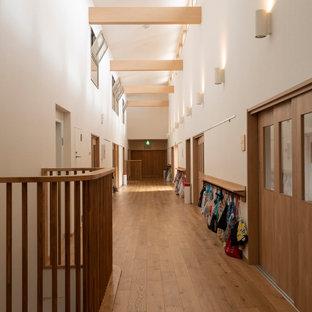 幼稚園棟 2階廊下