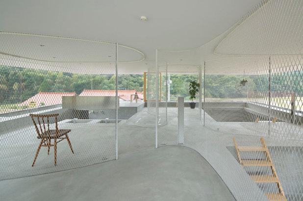 廊下 by SUPPOSE DESIGN OFFICE Co., Ltd.
