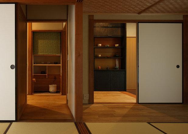 和室・和風 廊下 by Studio tanpopo-gumi 一級建築士事務所