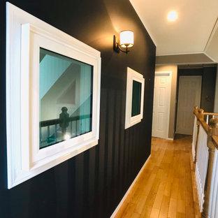 絵画に見立てた室内窓
