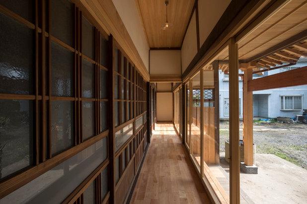 廊下 by 一級建築士事務所 株式会社 けやき建築設計
