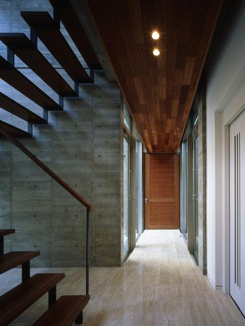 Ideas para recibidores y pasillos dise os de recibidores - Pasillos modernos ...