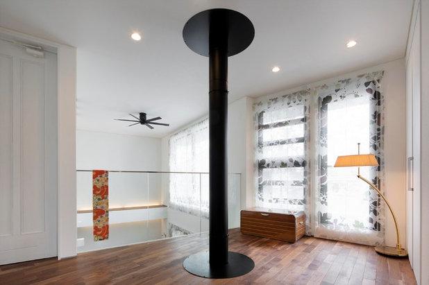 モダン 廊下 by 株式会社ヴァンクラフト空間環境設計