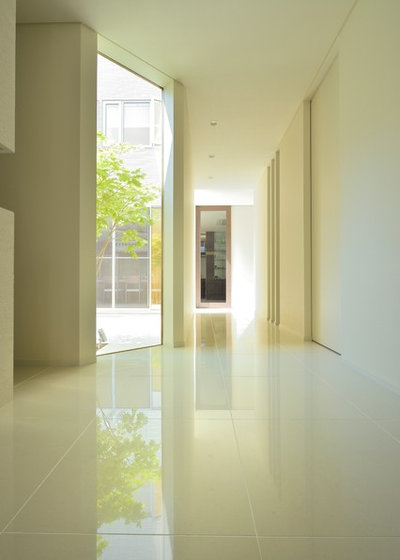 コンテンポラリー 廊下 by STARR WEDGE 株式会社スター・ウェッジ