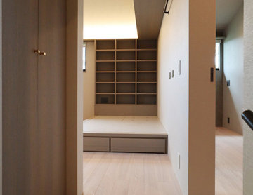 S House extension