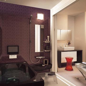 カインズ デザインにこだわったバスルーム