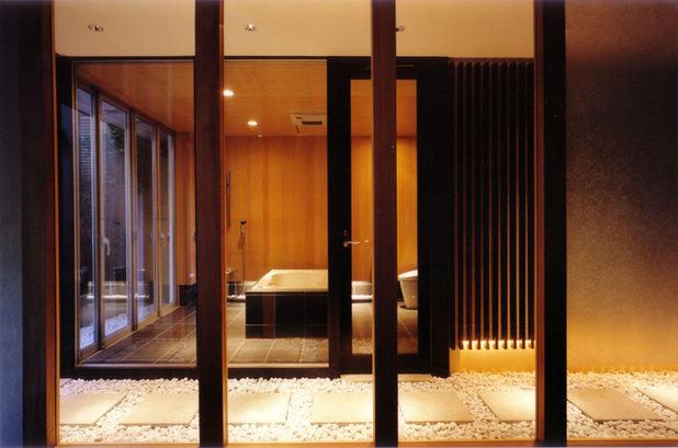 和室・和風 浴室 by 豊田空間デザイン室 一級建築士事務所