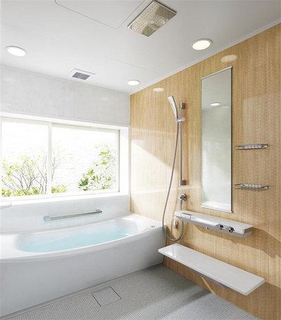 コンテンポラリー 浴室・バスルーム by TOTO株式会社(TOTO LTD.)