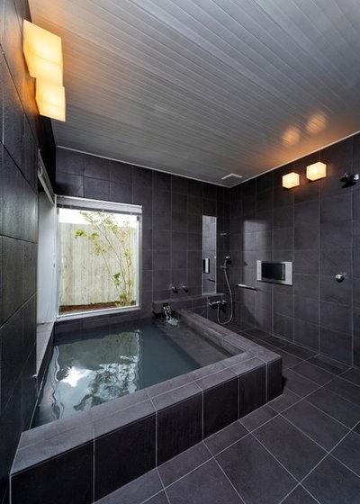 Asian Bathroom by フリーダムアーキテクツデザイン株式会社