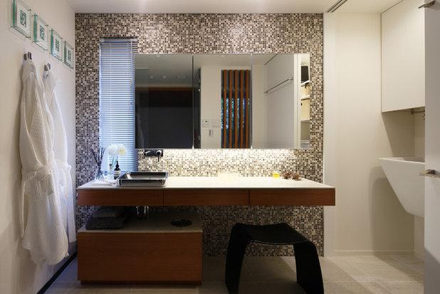 コンテンポラリー 浴室 by 株式会社クラフト