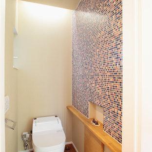 他の地域, のモダンスタイルのおしゃれな浴室の写真