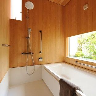 Asiatisches Badezimmer in Sonstige