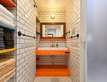 海を感じる西海岸styleの家(マンション/apartment)