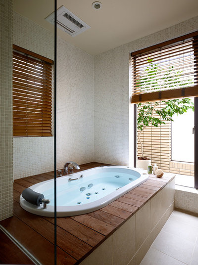 アジアン 浴室・バスルーム by 株式会社 JAXSON