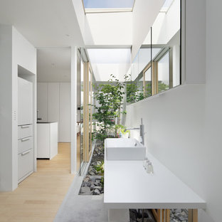 Contemporary bathroom in Other.