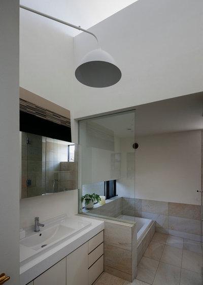 ラスティック 浴室 by 株式会社 直井建築設計事務所