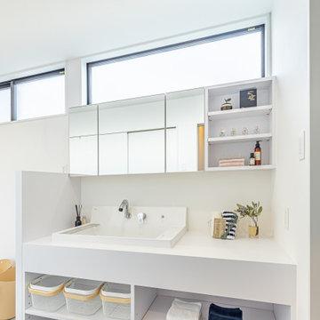 鎌田の家新築工事