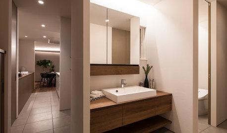 2018年Houzz日本版ユーザーが選んだトイレ・洗面所10選