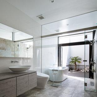 他の地域のモダンスタイルの浴室・バスルームの画像