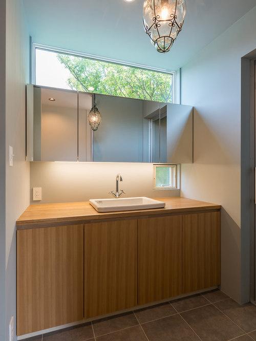 6,205 Modern Powder Room Design Ideas & Remodel Pictures   Houzz