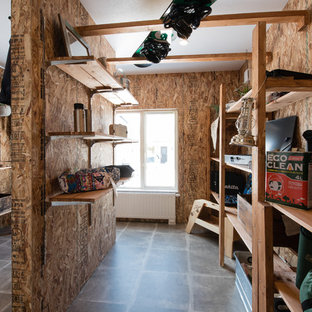 Inspiration for an urban garden shed and building in Sapporo.