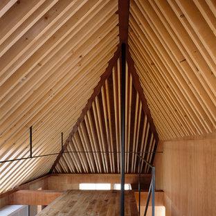 東京23区のモダンスタイルの物置小屋・庭小屋の画像