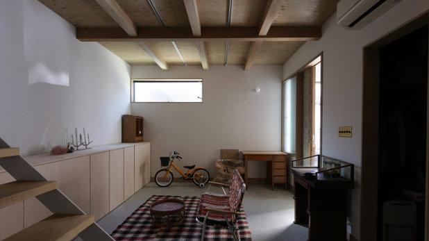 北欧 玄関 by そりっど設計室(SOLiD DESIGN ROOM)  一級建築士事務所