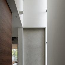 印象的な窓のとり方