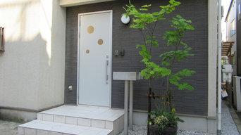 中目黒K氏邸施工