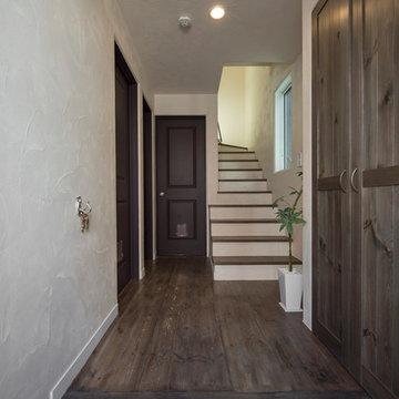 『仕事場併用のペット共生住宅』 板橋区 T邸