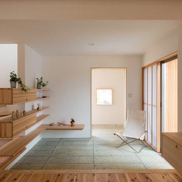塩屋新田の家