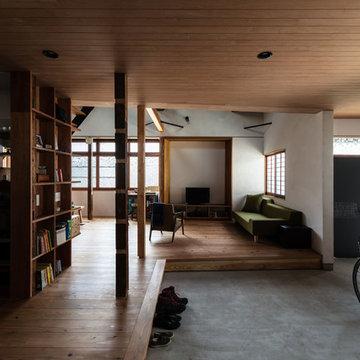 大倉山の家