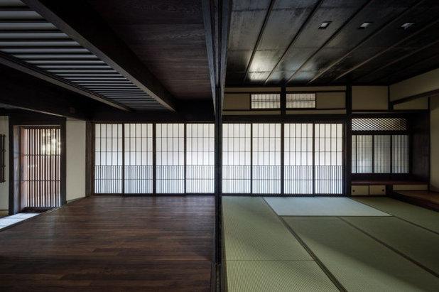 トラディショナル 玄関 by 北野彰作建築研究所