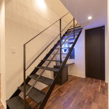 山梨県都留市古川渡の家|ホテルライクハウス