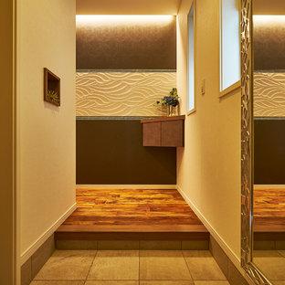 Entryway - asian entryway idea in Other